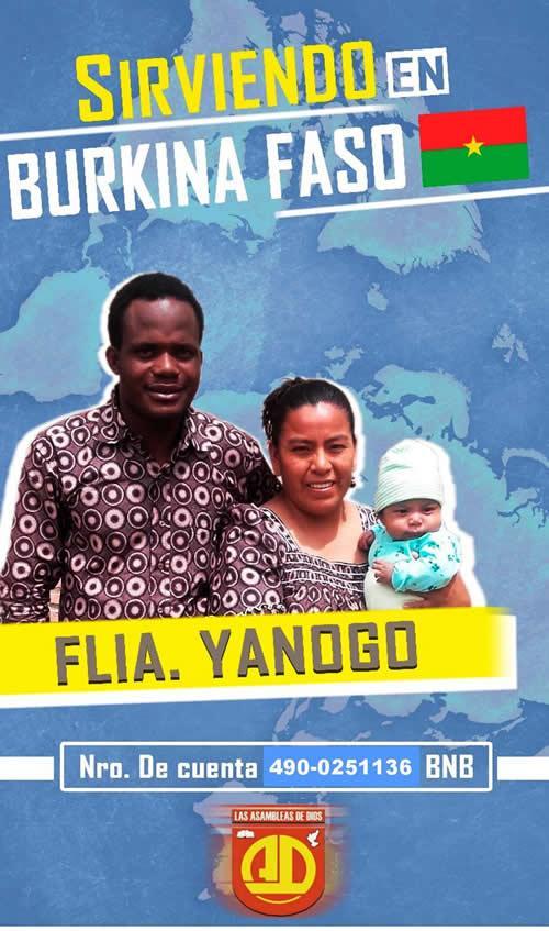 flia yanogo